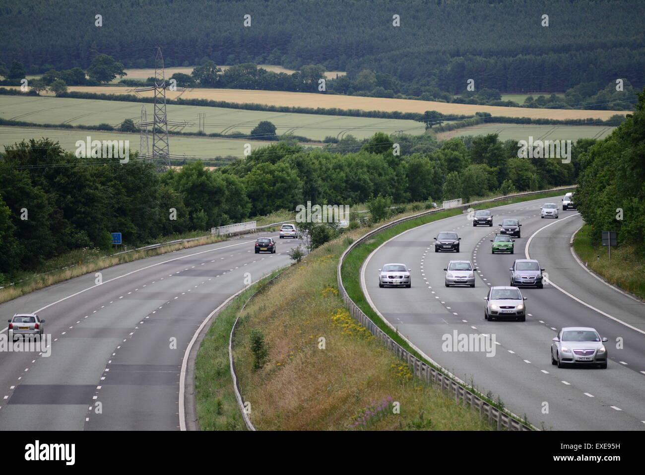 M1 Motorway Stock Photos & M1 Motorway Stock Images - Alamy