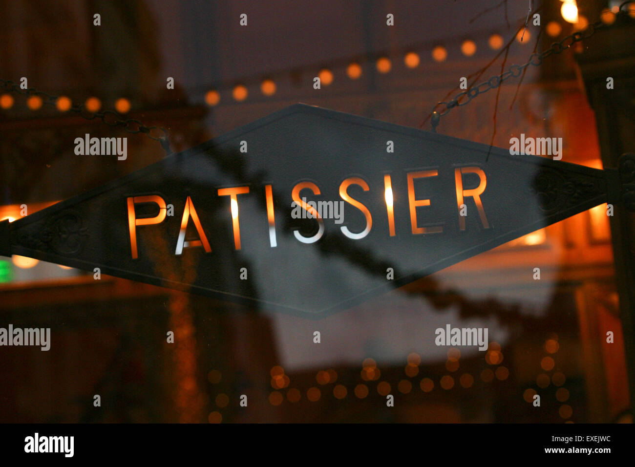 Pâtissier France Stock Photos & Pâtissier France Stock