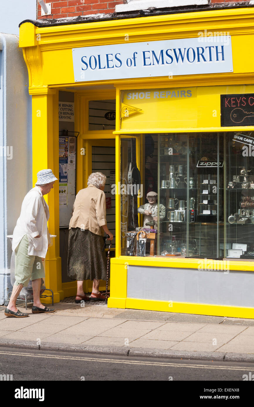 Shoe Repairs In West Midlands