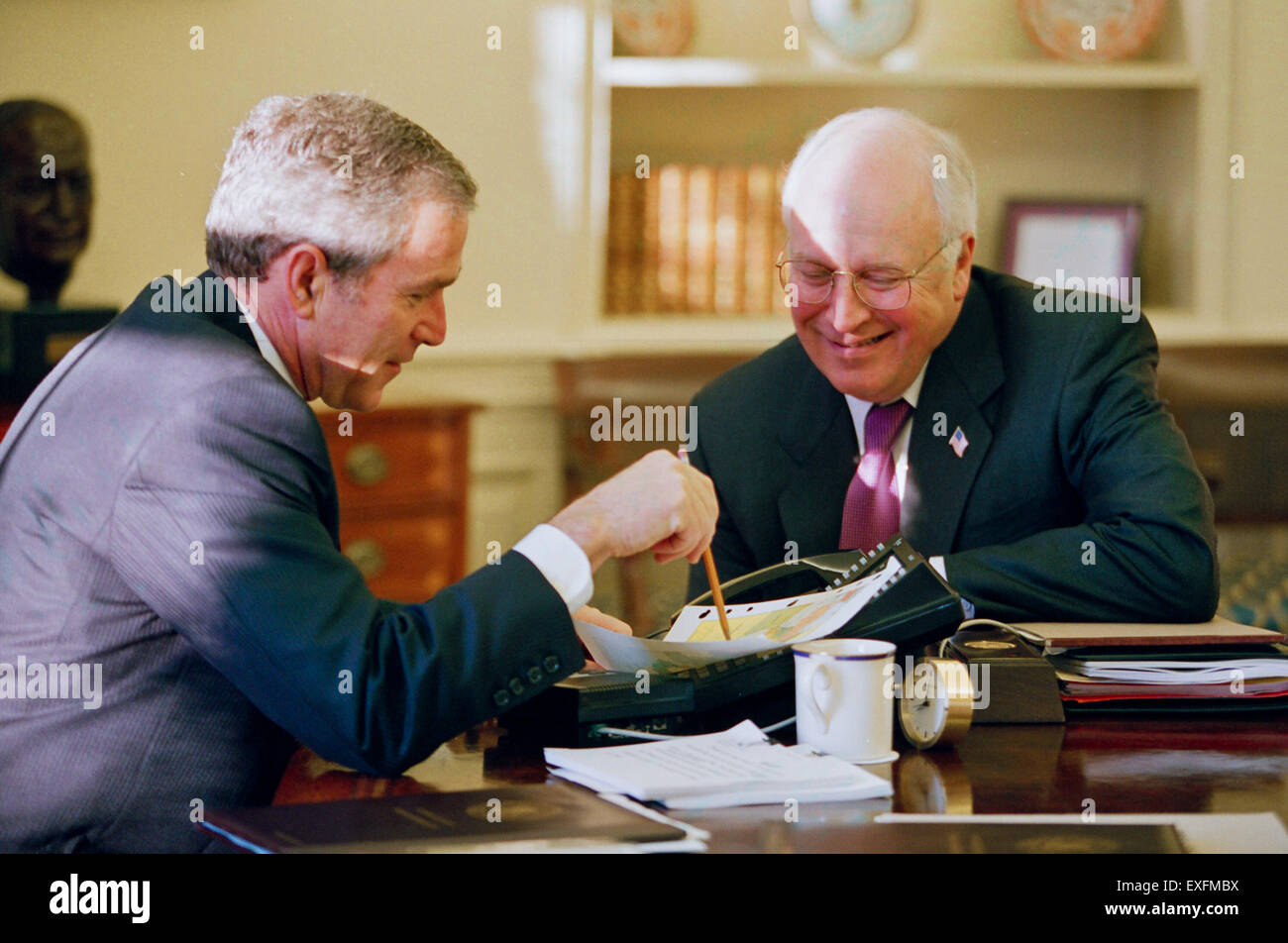 dick cheney magt