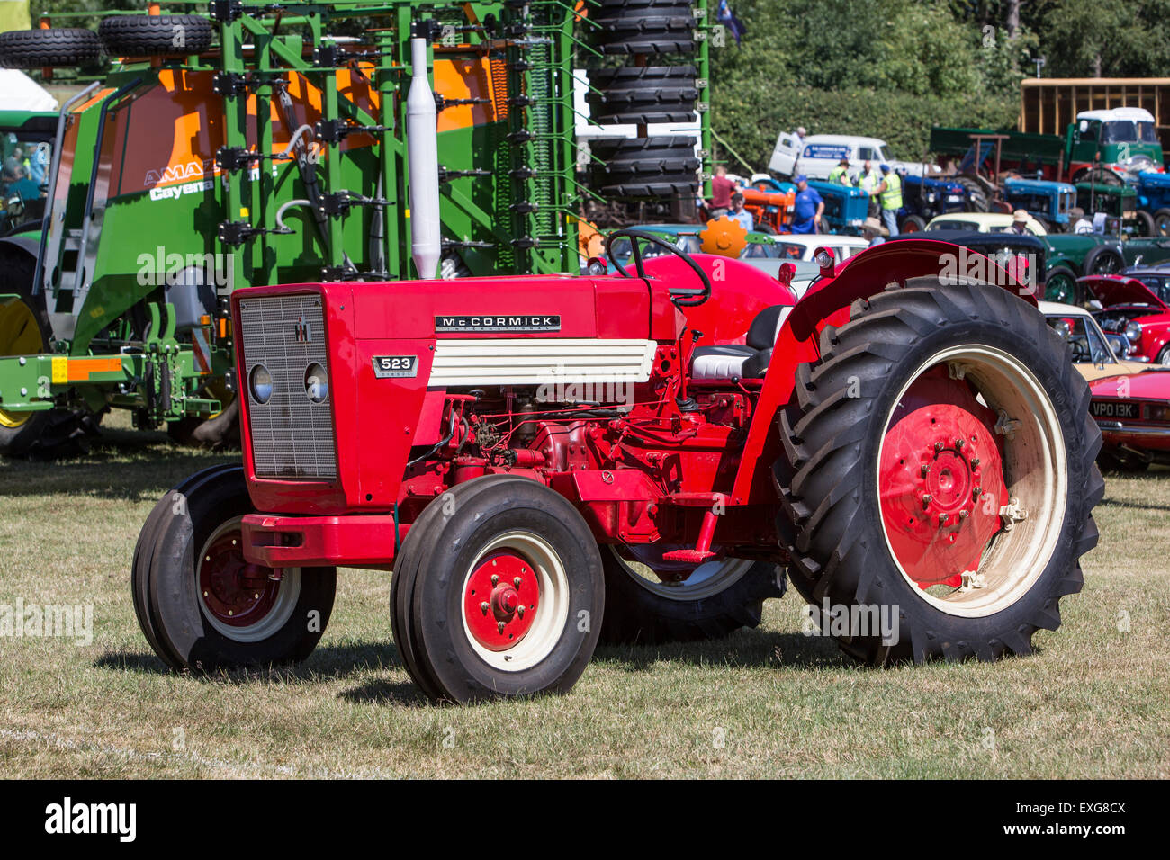 McCormick International 523 Tractor