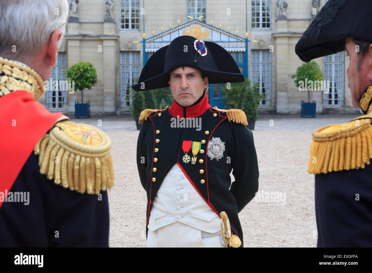 Napoleon Bonaparte Hat Stock Photos   Napoleon Bonaparte Hat Stock ... 5690a086f47