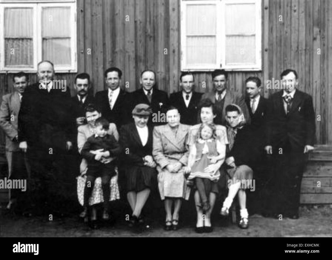 Grikman and Slavic believers, Belgium - Stock Image