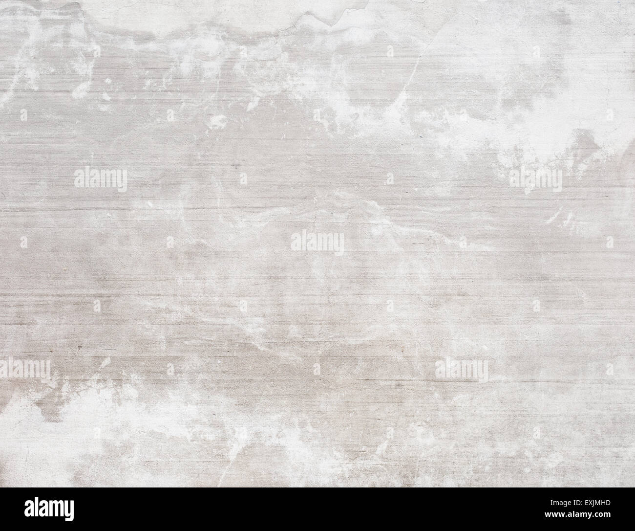 Concrete White Wall Texture Background Stained And Marbled