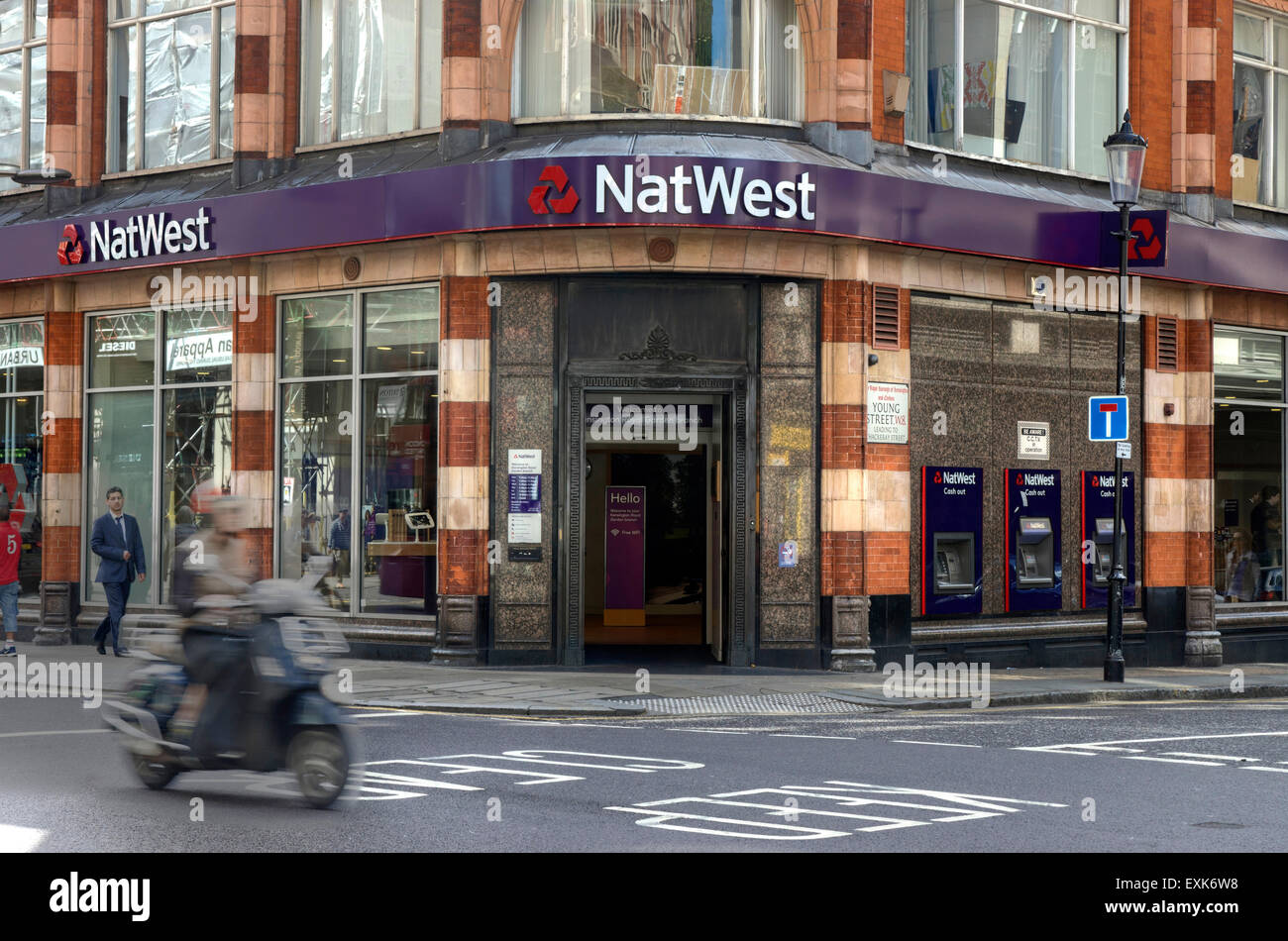 Natwest Bank London