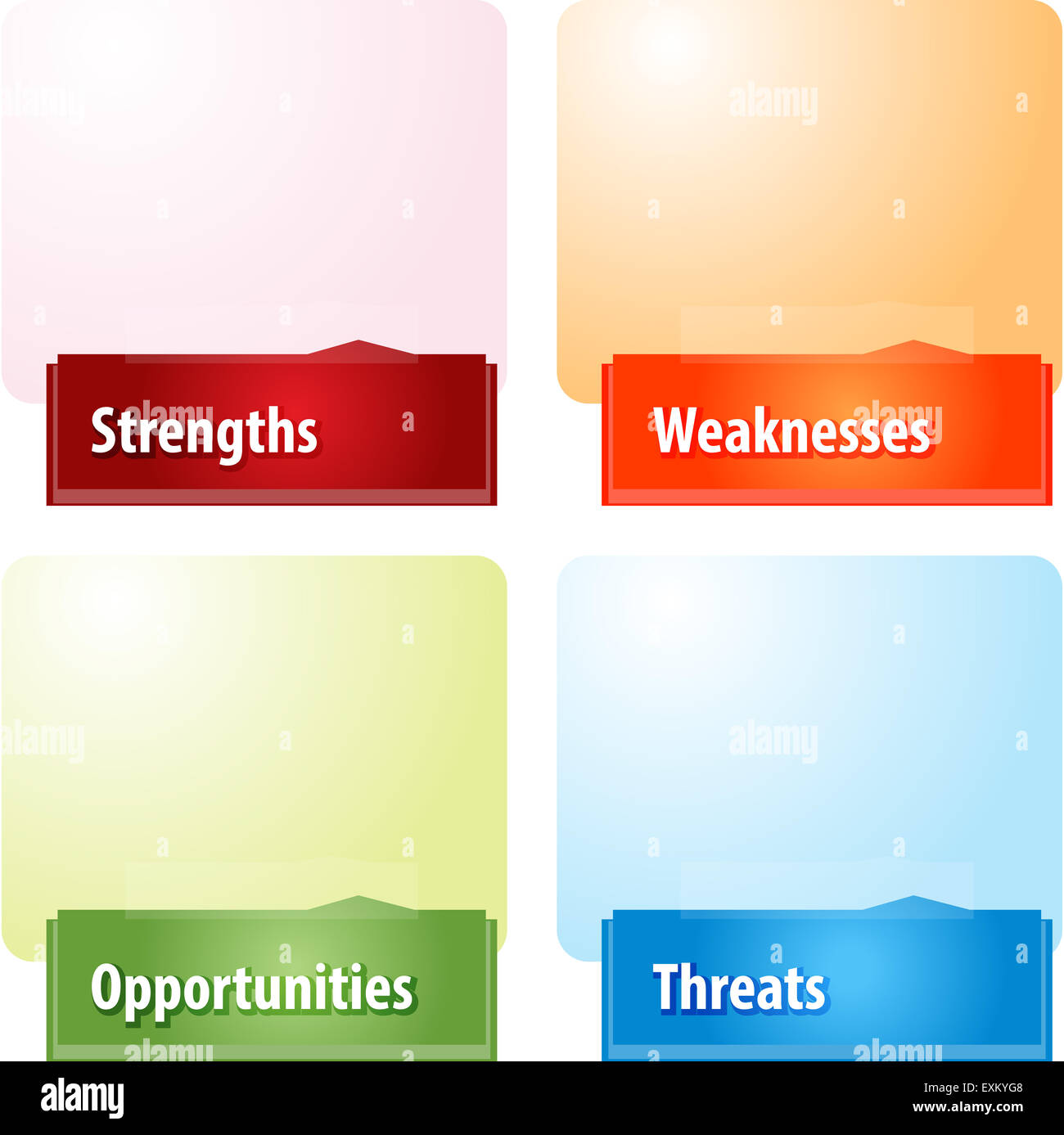 Business strategy concept infographic diagram illustration of swot business strategy concept infographic diagram illustration of swot strengths weaknesses opportunities threats ccuart Choice Image