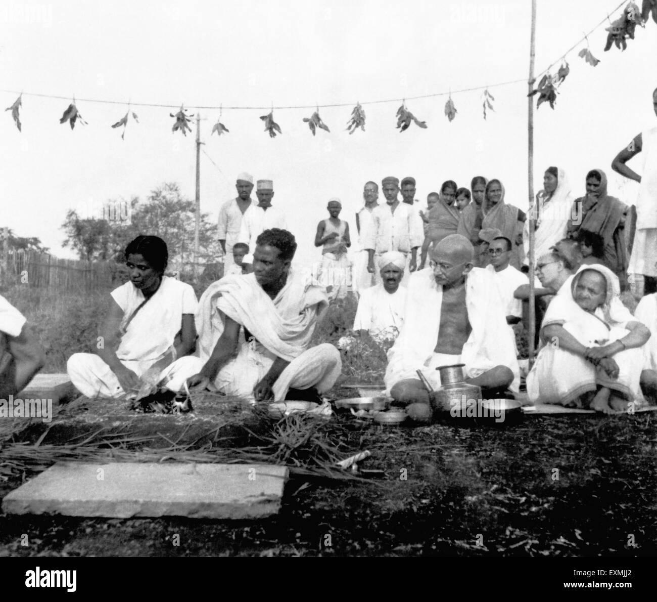 gandhi on untouchability