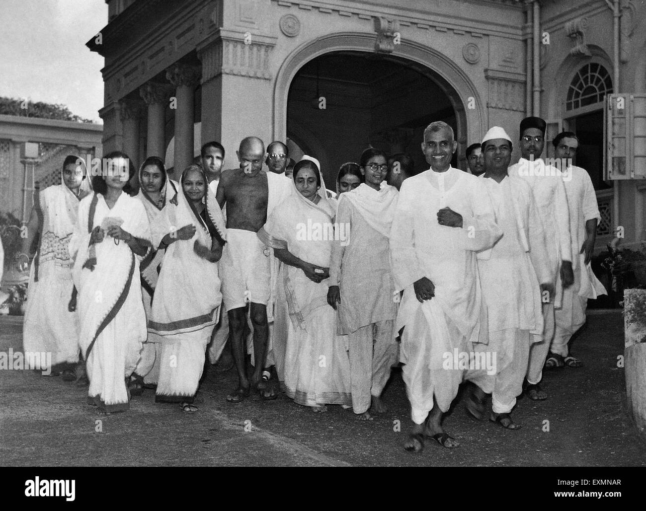 Mahatma Gandhi birla bhavan delhi india - Stock Image
