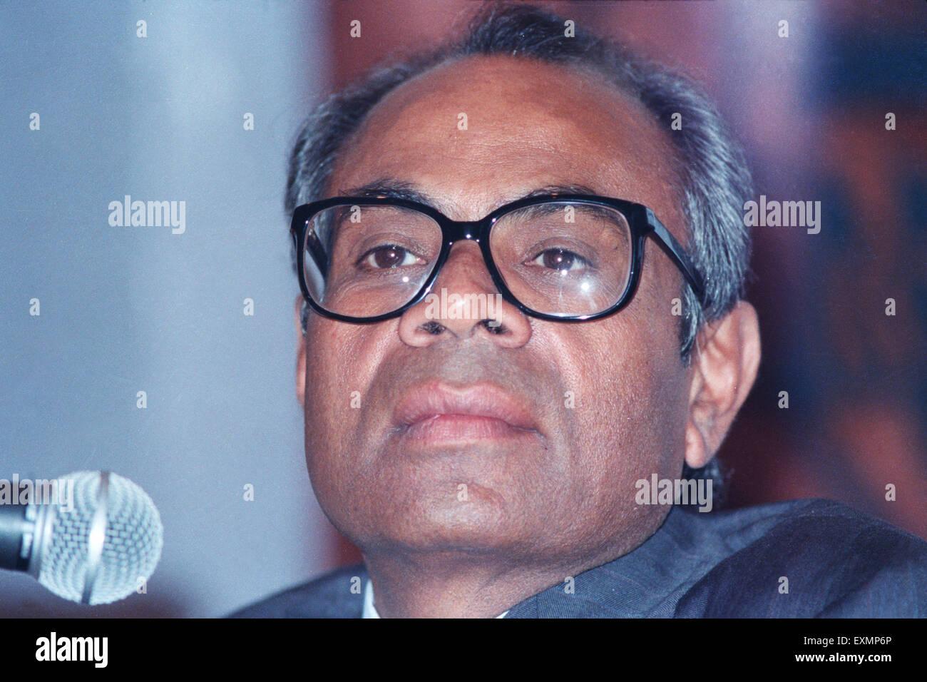 Indian businessman Gopichand Hinduja owner of Hinduja group India