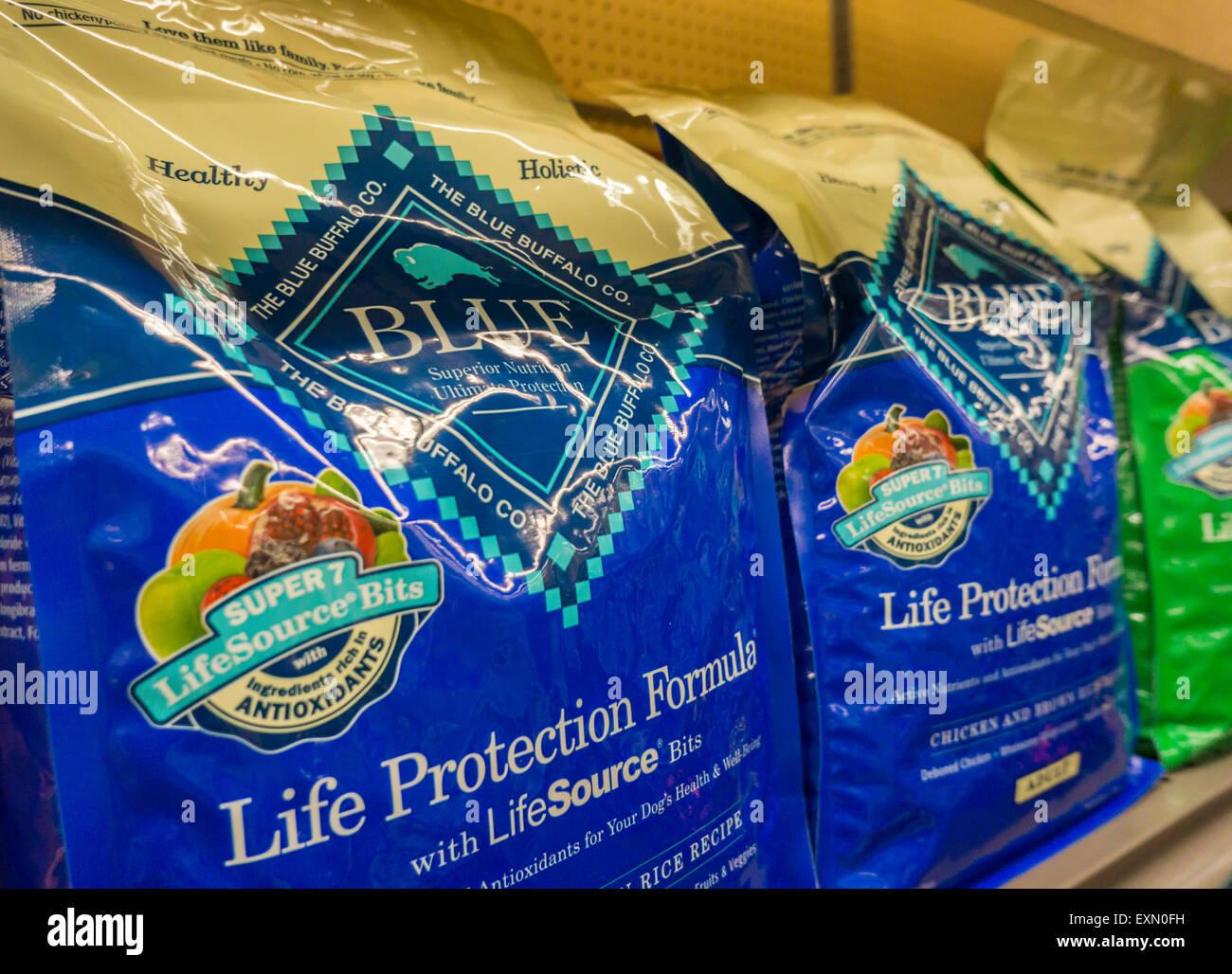 Pet Supermarket Blue Dog Food