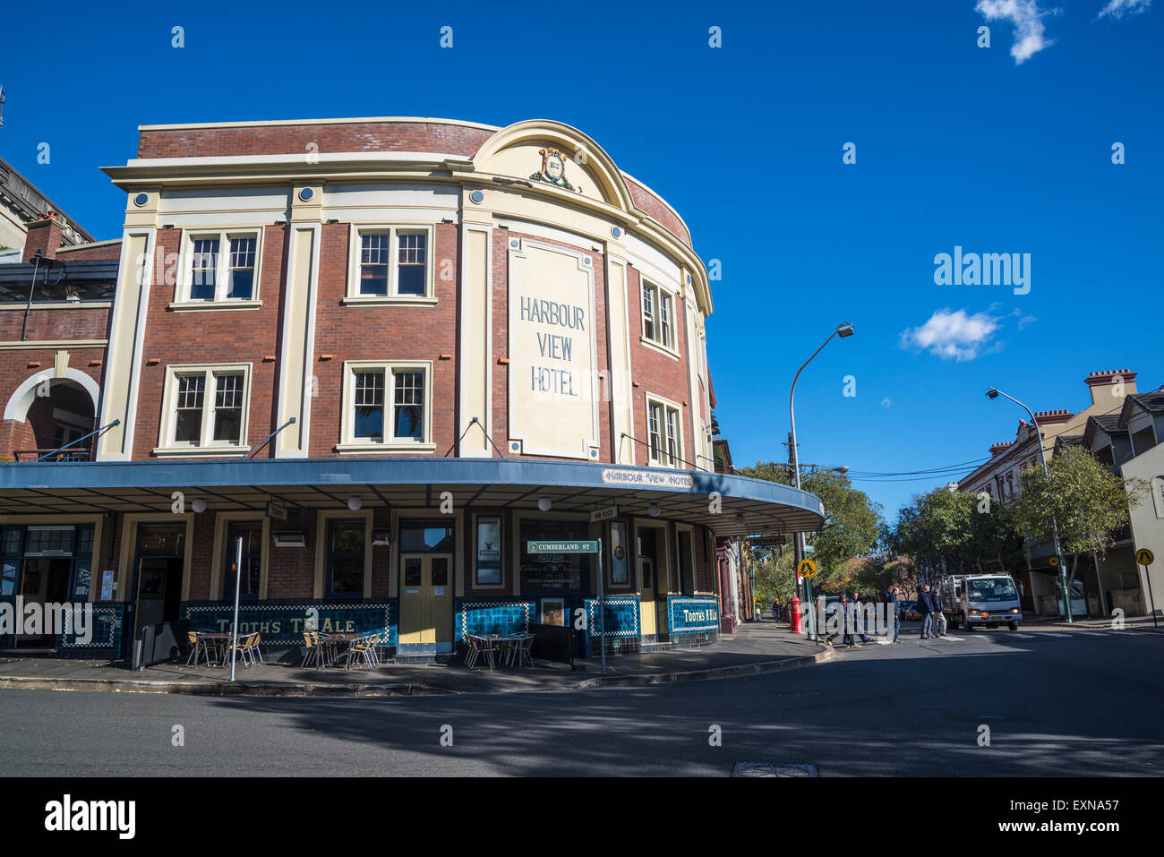 Street View Of Sydney Stock Photos Street View Of Sydney Stock