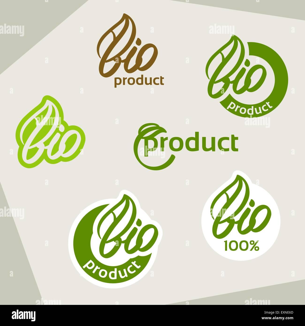 d3e92c66f90 Bio Logo Stock Vector Images - Alamy