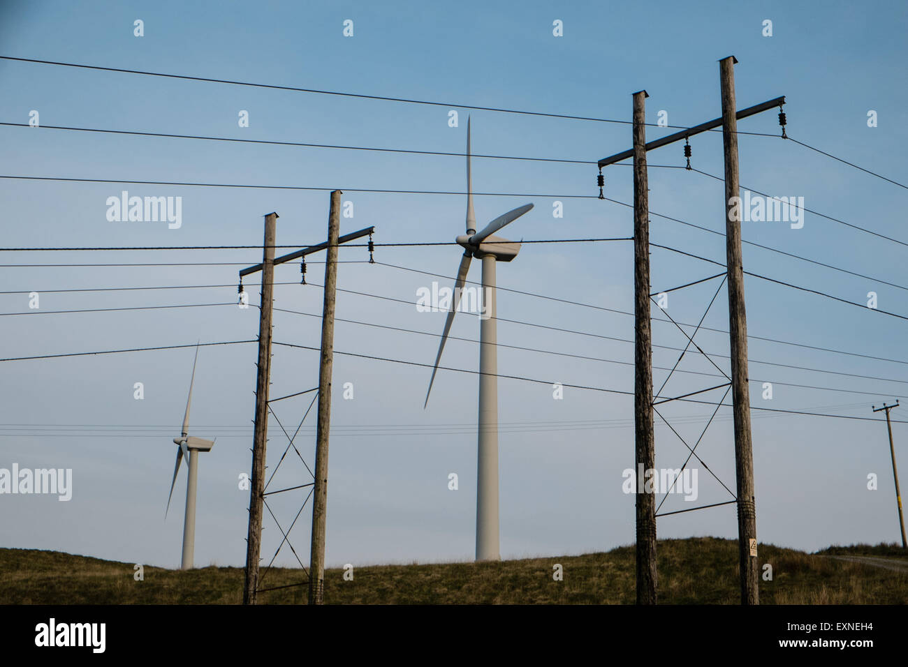 Energy Resources Wales Stock Photos Amp Energy Resources
