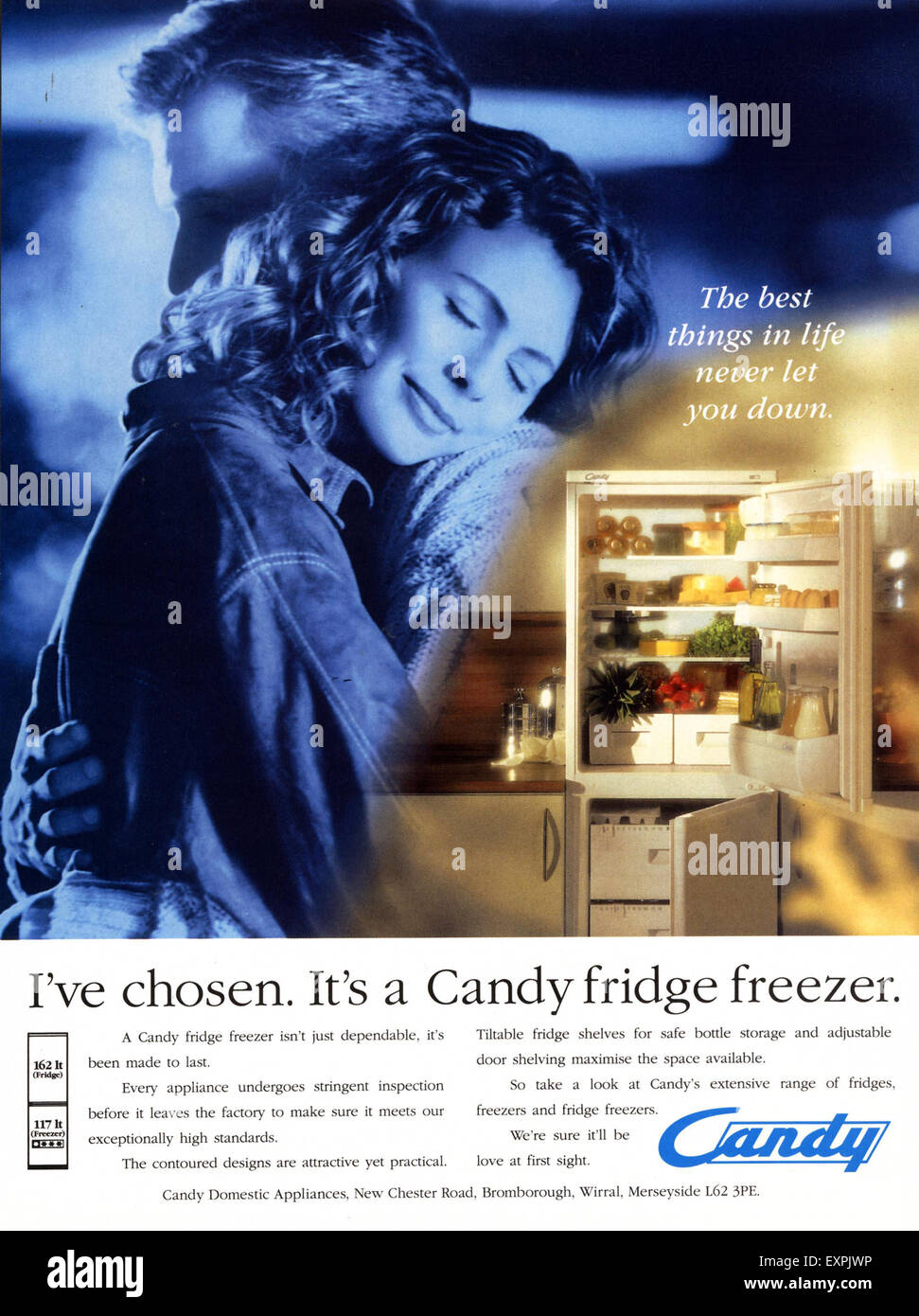 2000s UK Candy Magazine Advert Stock Photo: 85320306 - Alamy