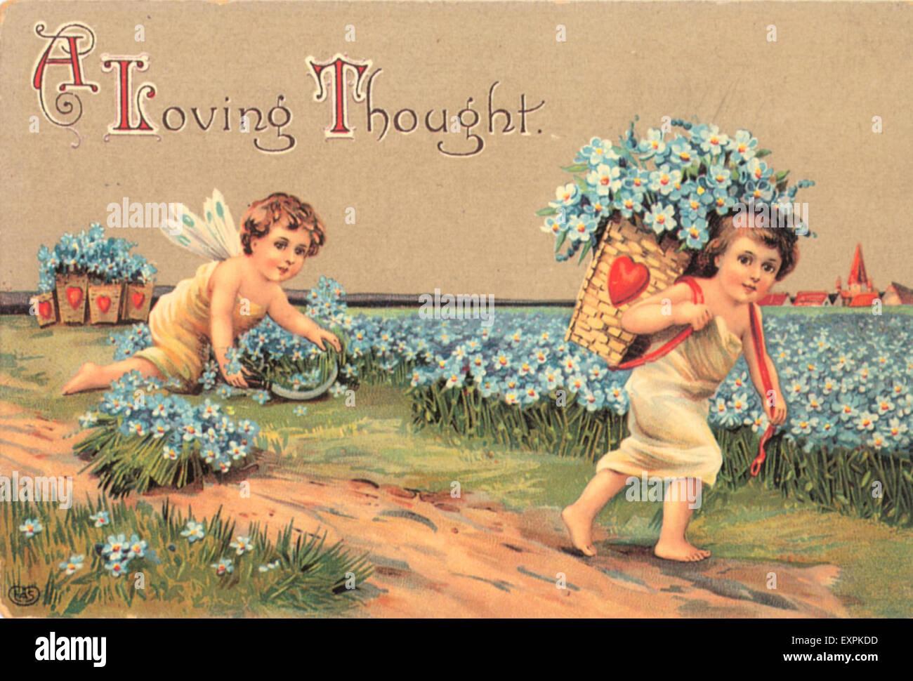 Марта, дореволюционные открытки с днем татьяны