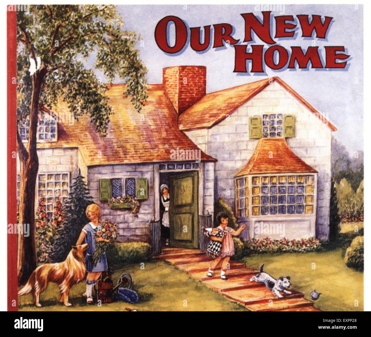 1920s UK New Homes Magazine Advert