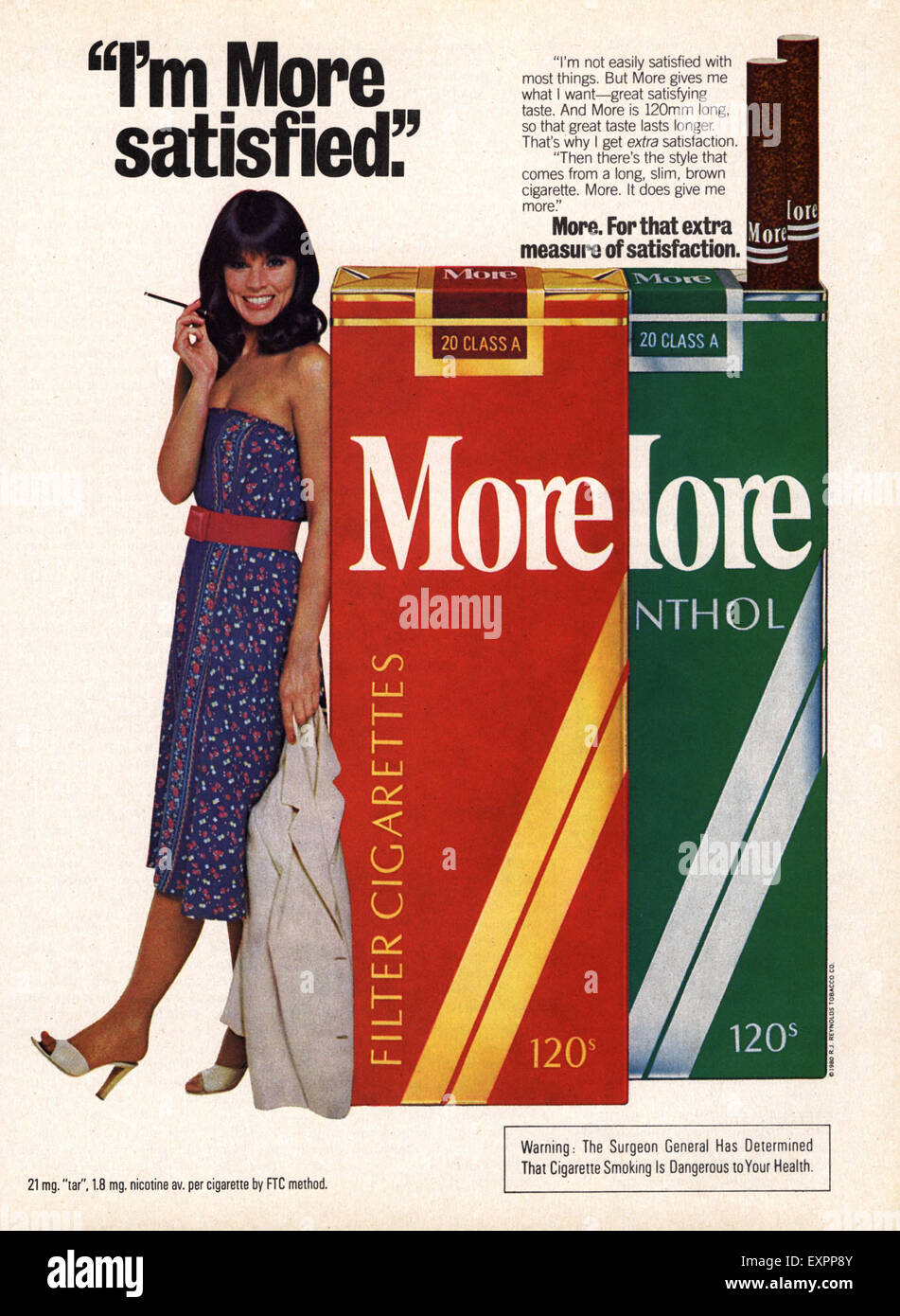 More Magazine November 2014 Issue: 1970s Woman Advert Stock Photos & 1970s Woman Advert Stock