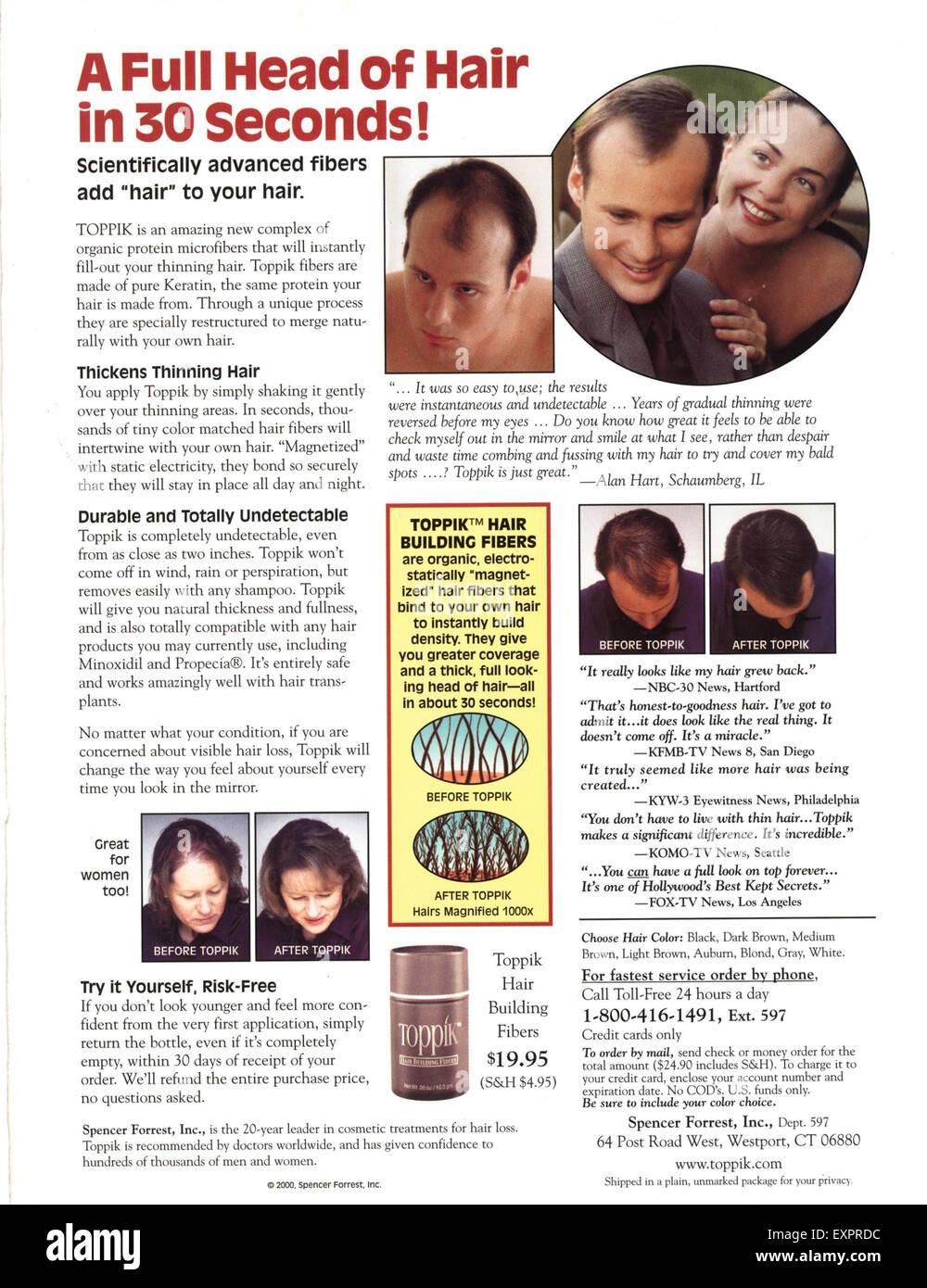 2b180d42a5bd6a Usa Magazine Advert 1990s Stock Photos   Usa Magazine Advert 1990s ...