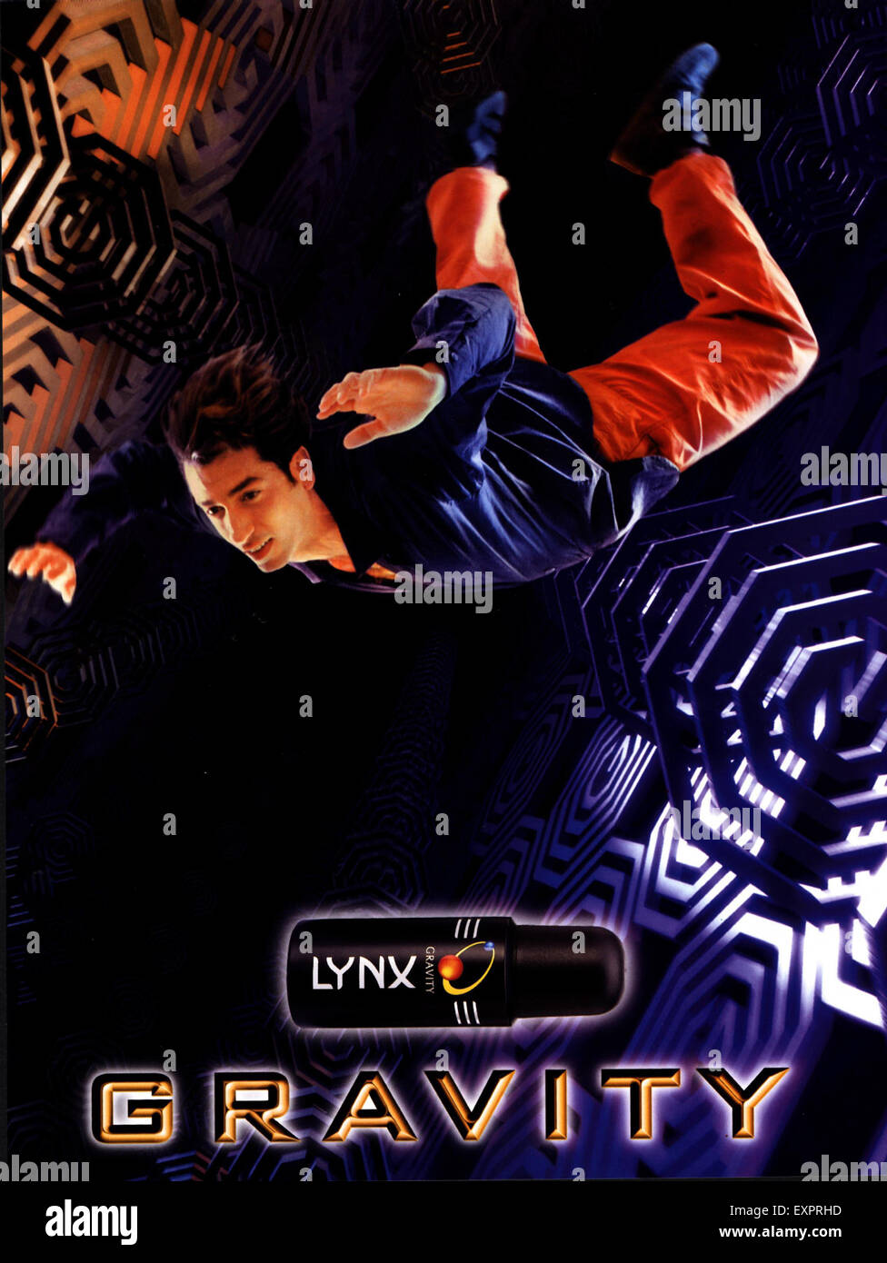 Lynx final edition advert