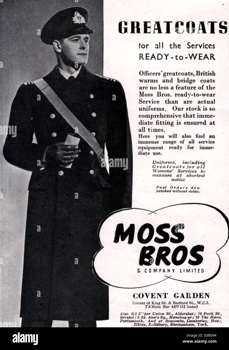 Collectables Advertising Collectables 1940 Ad Wwii Austin Reed Officer S Uniforms Advert Advertising Collectables Genuss Ng