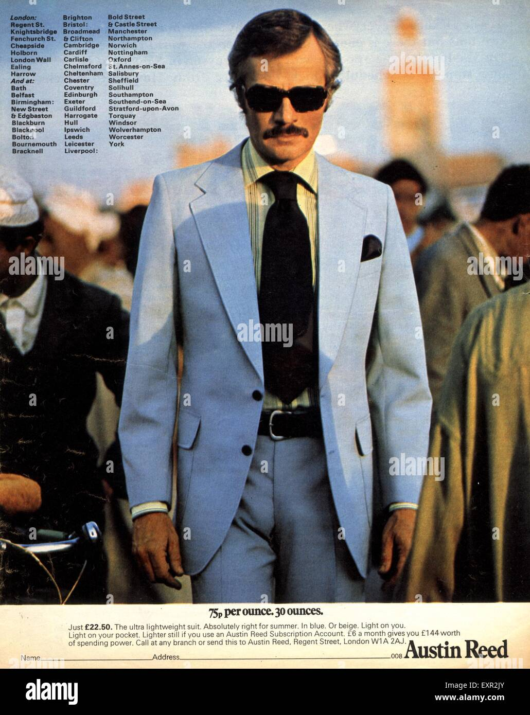 1970s Uk Mens Suits Magazine High Resolution Stock Photography And Images Alamy