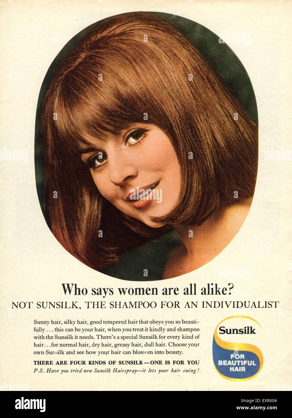 Sunsilk Shampoo Stock Photos & Sunsilk Shampoo Stock Images