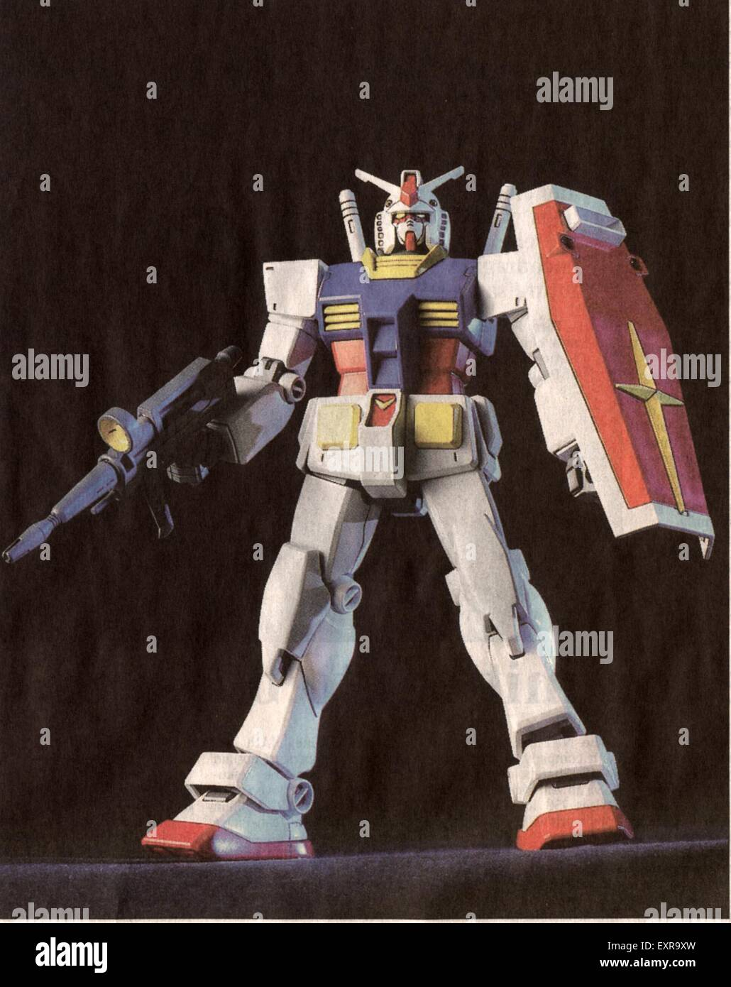 1990s UK Transformers Promotional - Stock Image