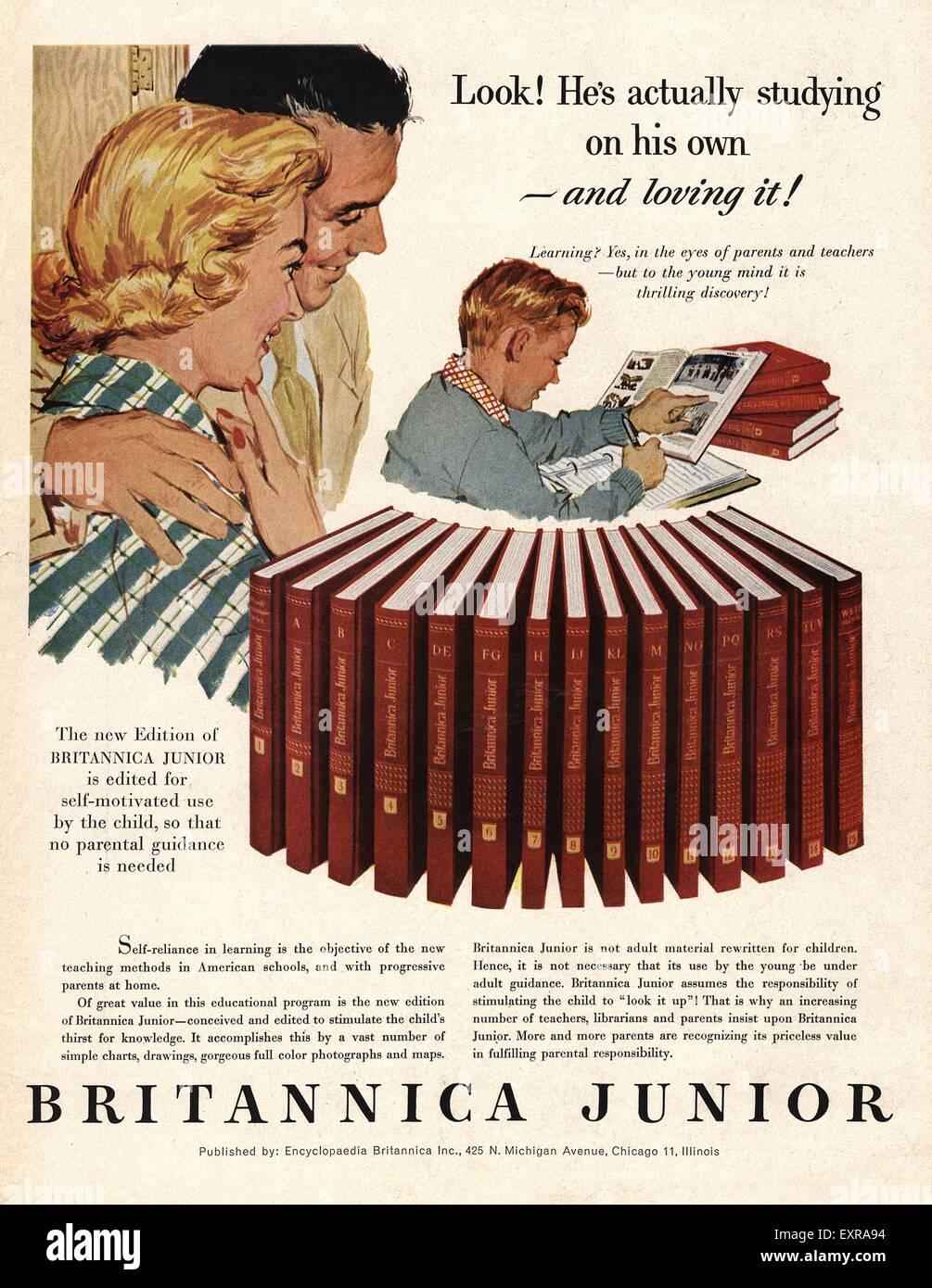 Encyclopedia Britannica Stock Photos & Encyclopedia
