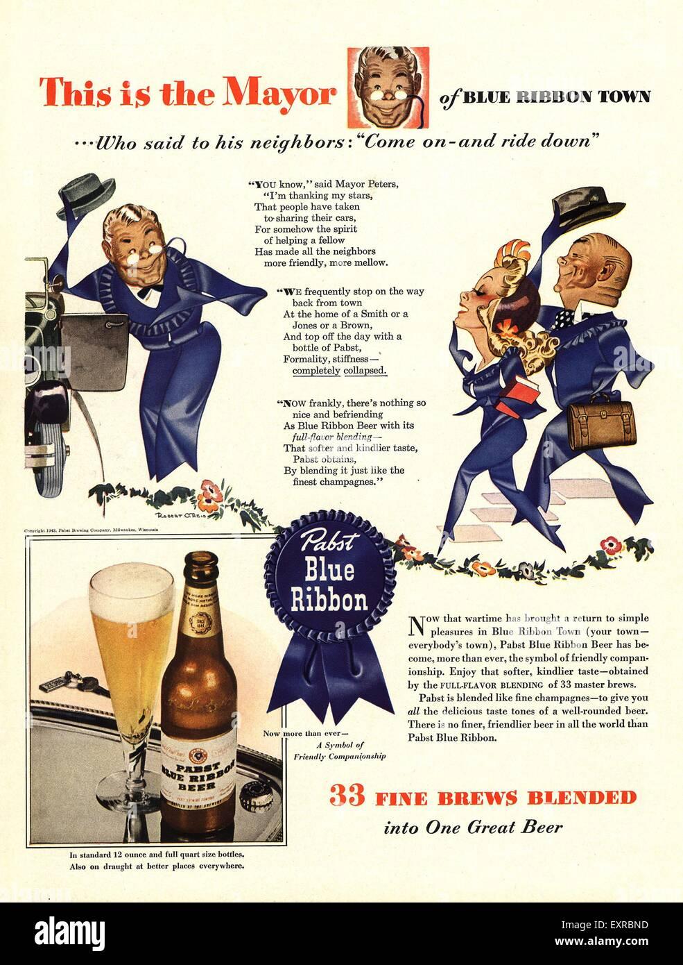 Antique bottle pabst beer VINTAGE BEER