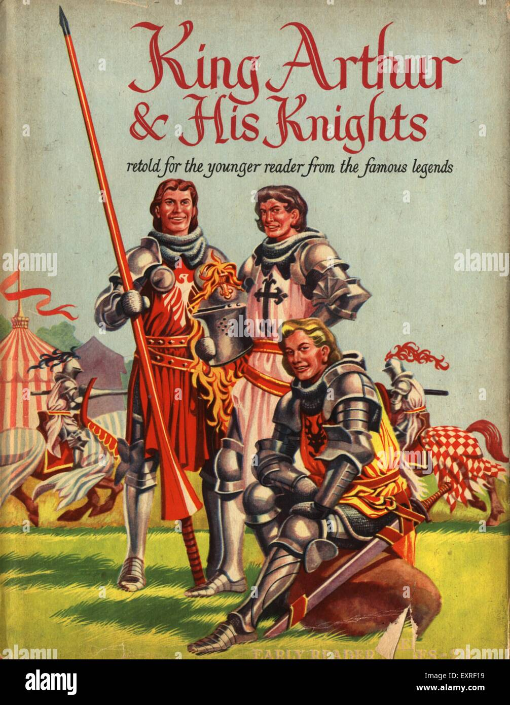 king arthur and his knights of the round table summary by chapter