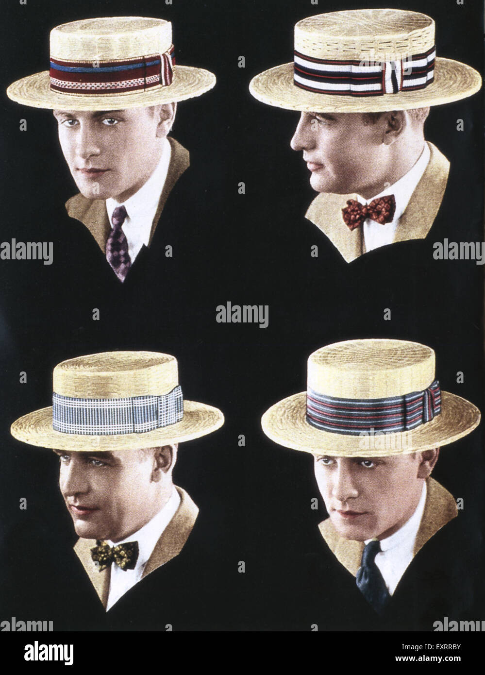 Mens 1920s fashion hats advise to wear for everyday in 2019