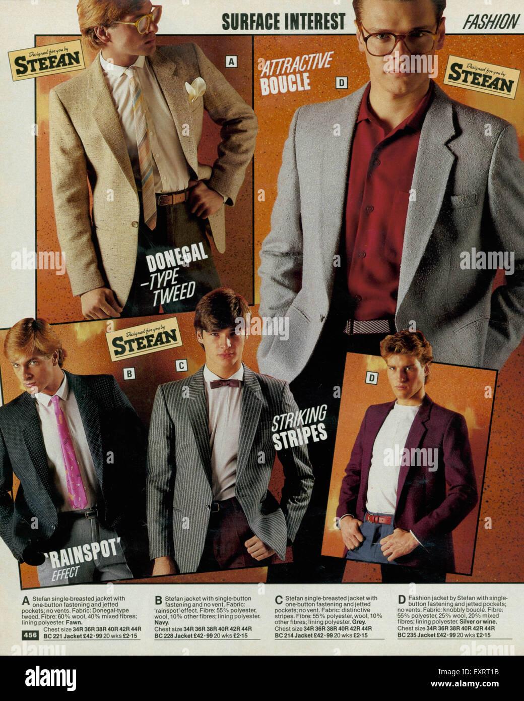Mens fashion 1980s images 88