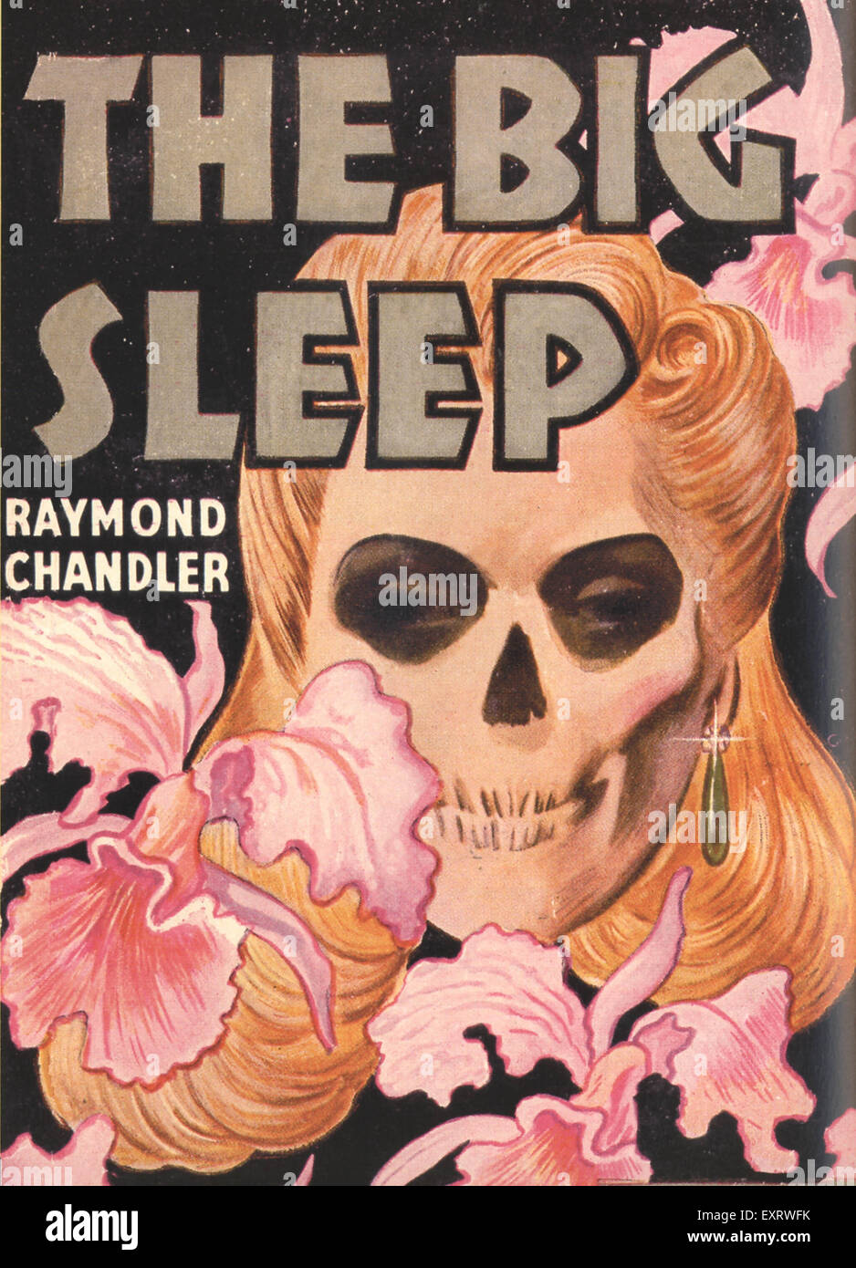 a literary analysis of the big sleep by raymond chandler Title: the big sleep author: chandler, raymond (1888-1959) date of first publication: 1939 date first posted: 11 january 2011 date last updated: 11 by raymond chandler it was about eleven o'clock in the morning, mid october, with the sun not shining and a look of hard wet rain in the clearness of.
