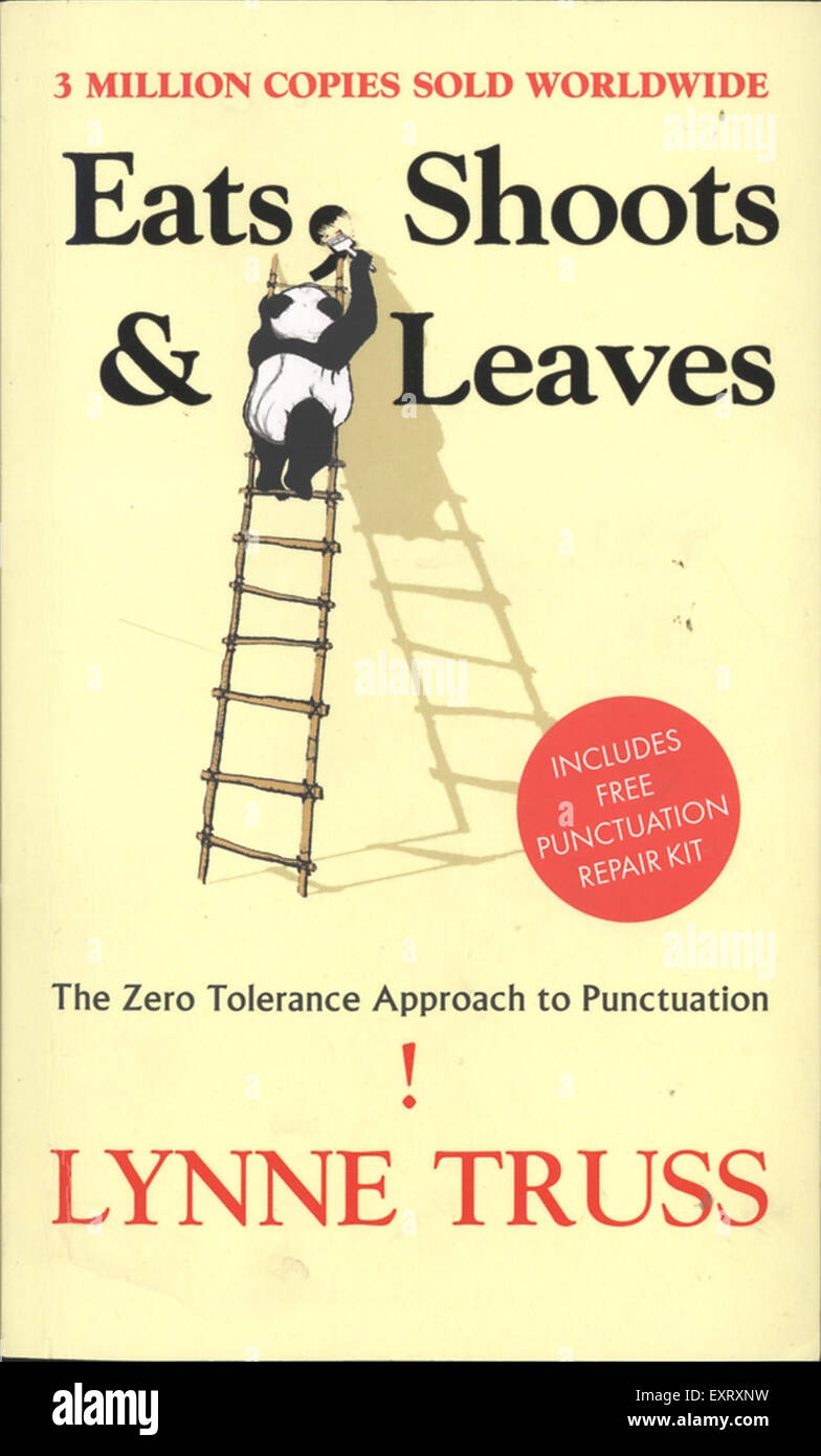 book eats shoots and leaves