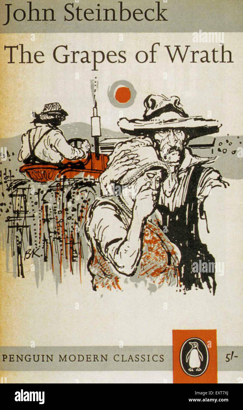 in the book grapes of wrath His 1939 book the grapes of wrath, published 75 years ago on april 14, has sold more than 14 million copies in the past 75 years here are 10 things about the novel that may surprise you.