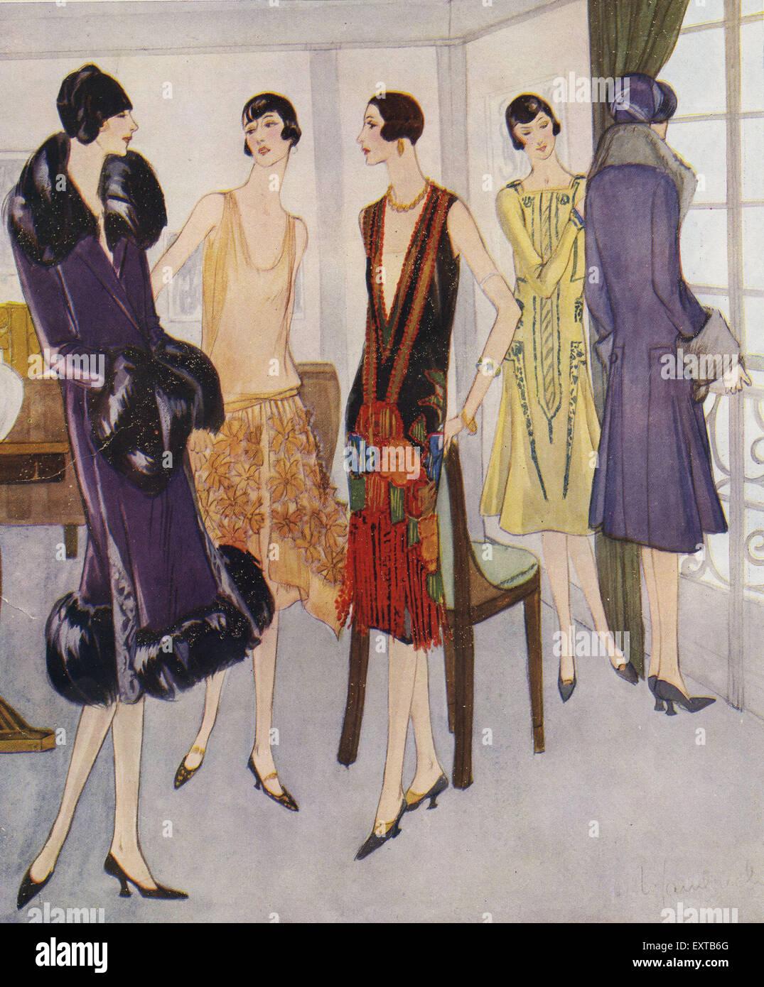 2175fe98dc6 1920s Fashion Stock Photos & 1920s Fashion Stock Images - Alamy