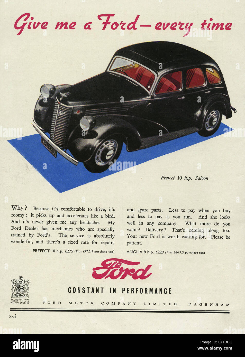 1950s Ford Stock Photos & 1950s Ford Stock Images - Alamy