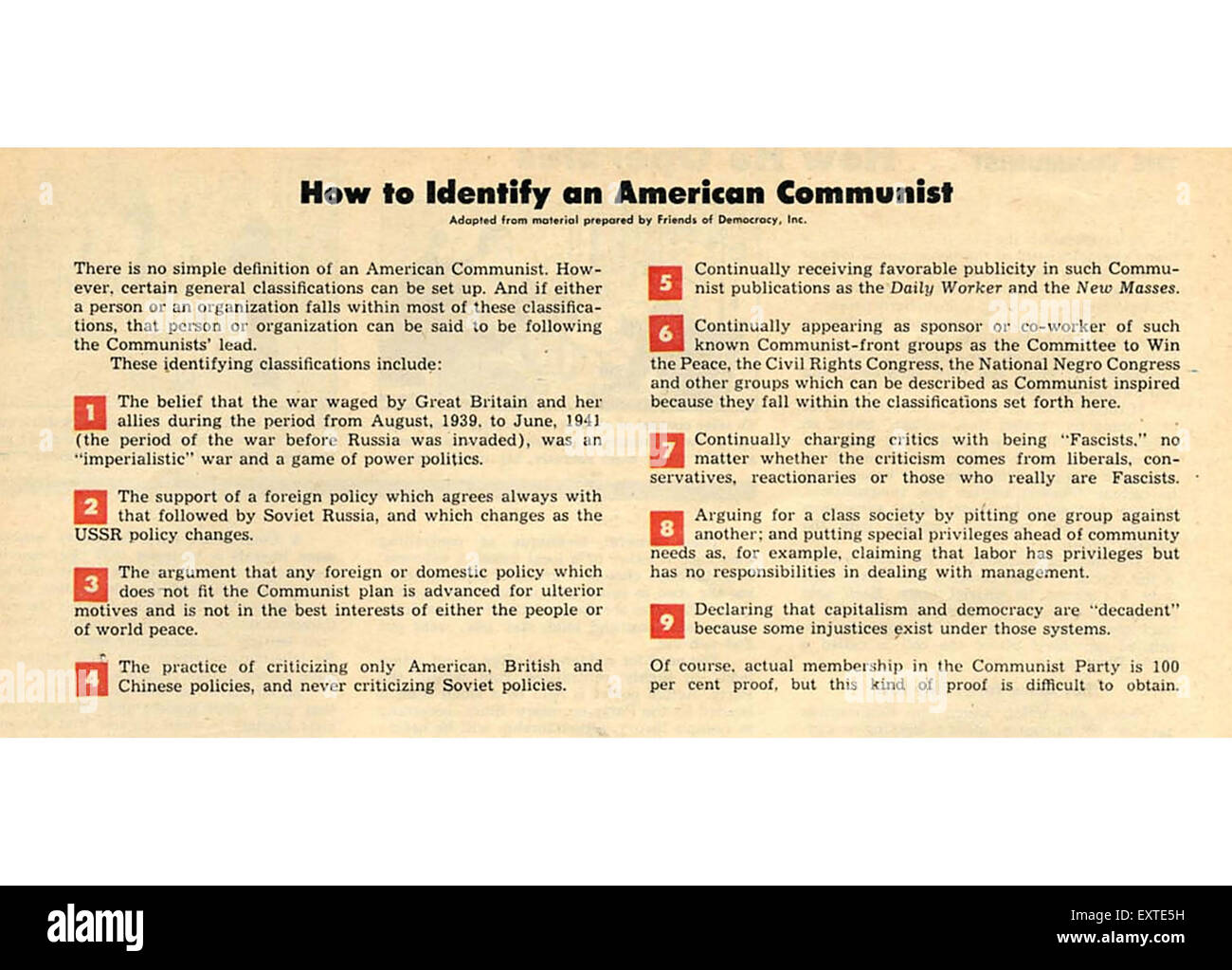 How to Be a Communist photo