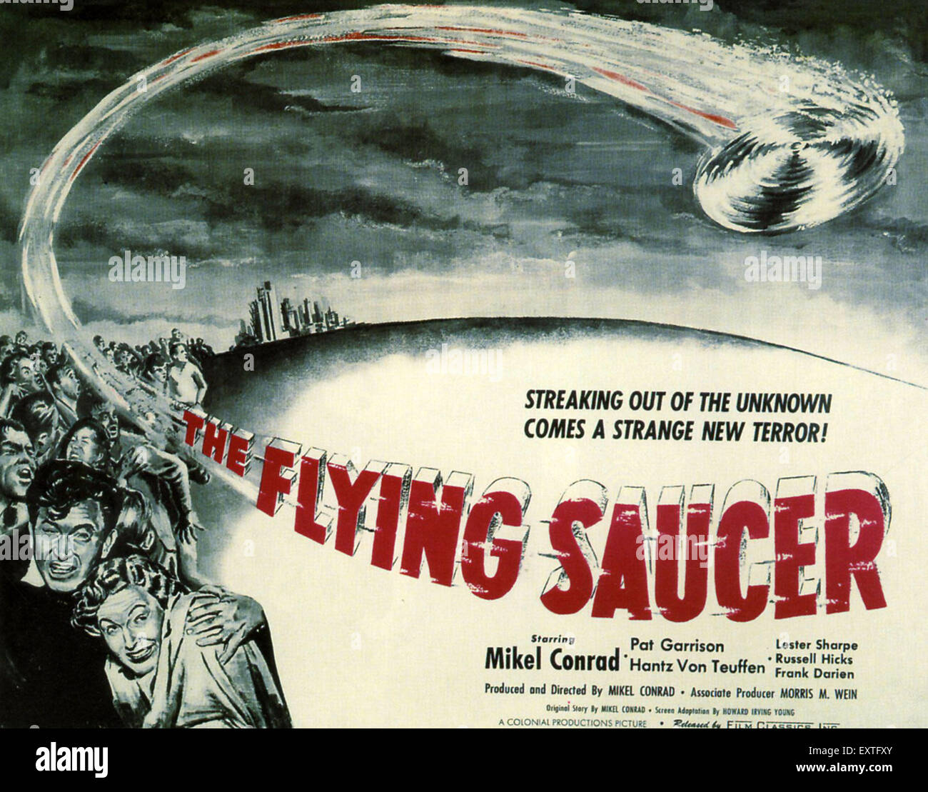 Flying Saucer Stock Photos & Flying Saucer Stock Images
