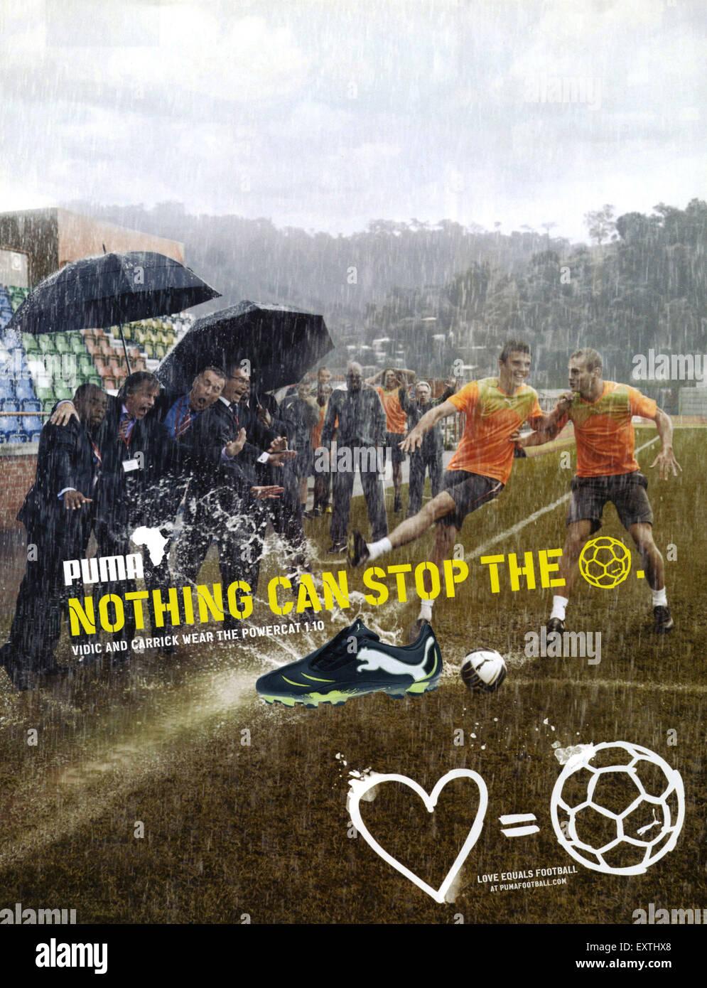 ogromna zniżka najnowszy sprzedawca detaliczny Puma Football Boots Stock Photos & Puma Football Boots Stock ...