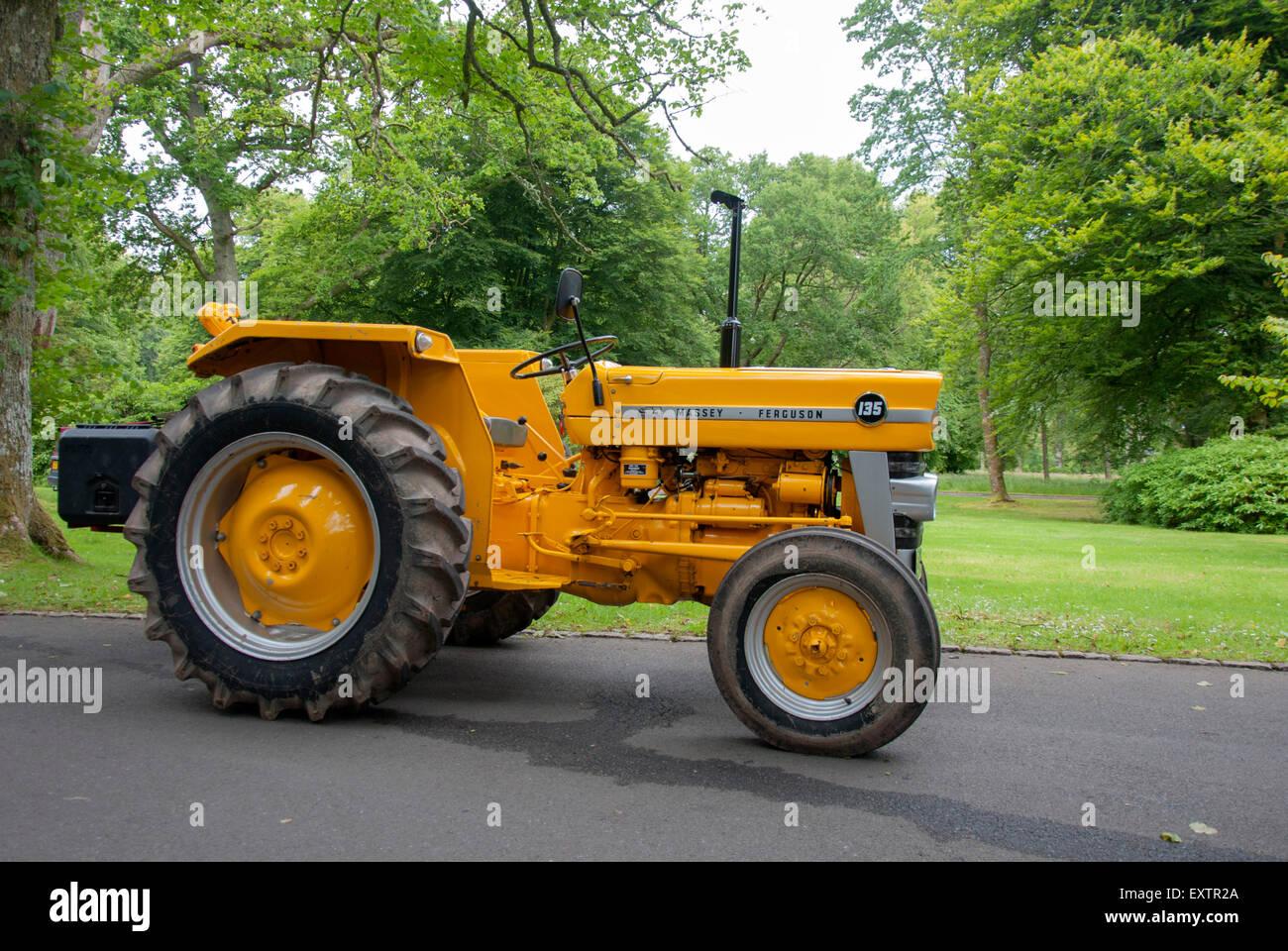 1966 Massey Ferguson Tractor : Massey ferguson tractor stock photos