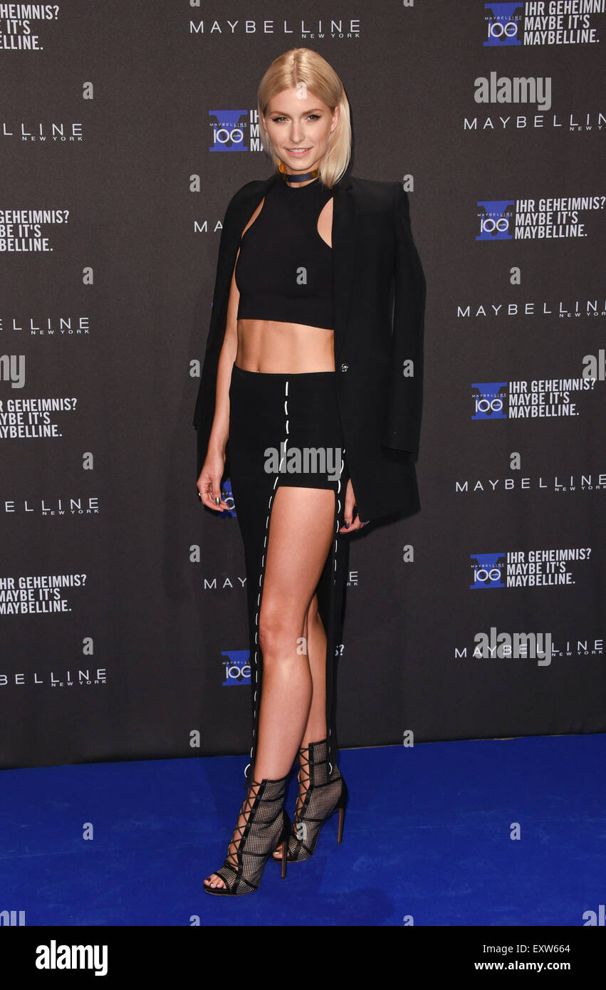 Maybelline 100th Year Birthday Bash Arrivals Featuring