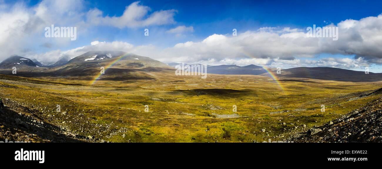 National Park Sarek, Sweden, Europe Stock Photo