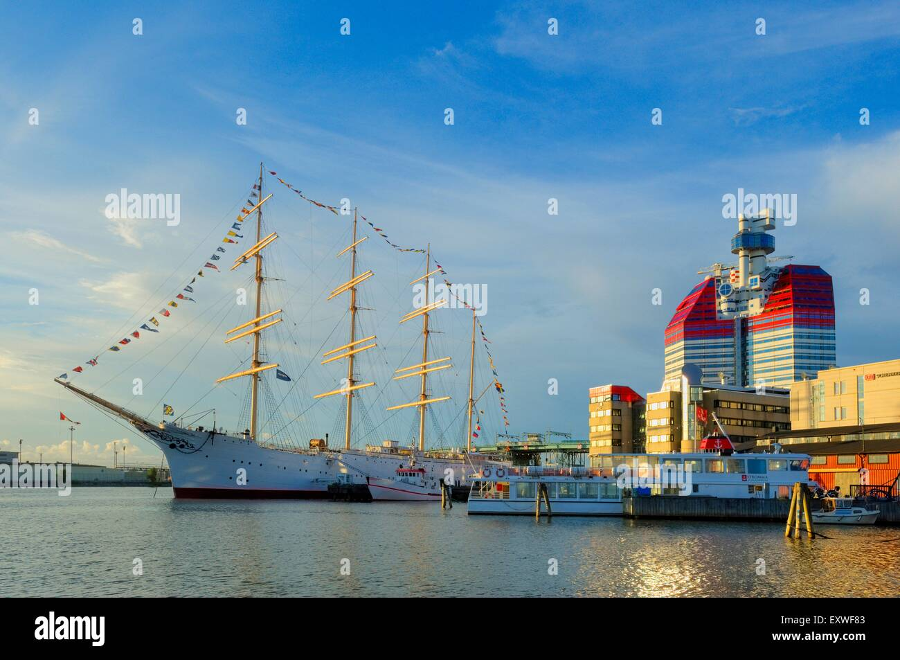 Gothenburg, Sweden - Stock Image