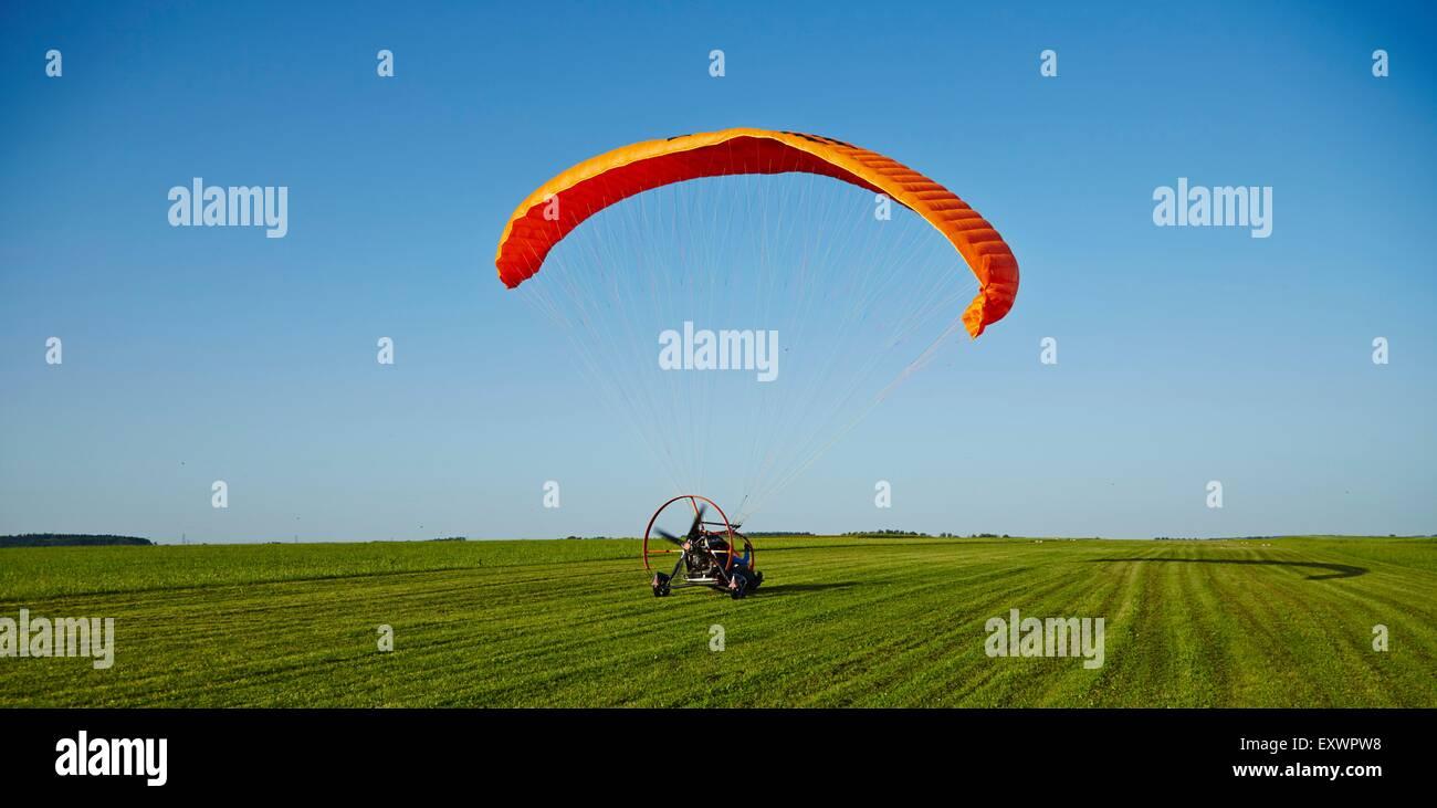 Paramotor Trike Stock Photos & Paramotor Trike Stock Images