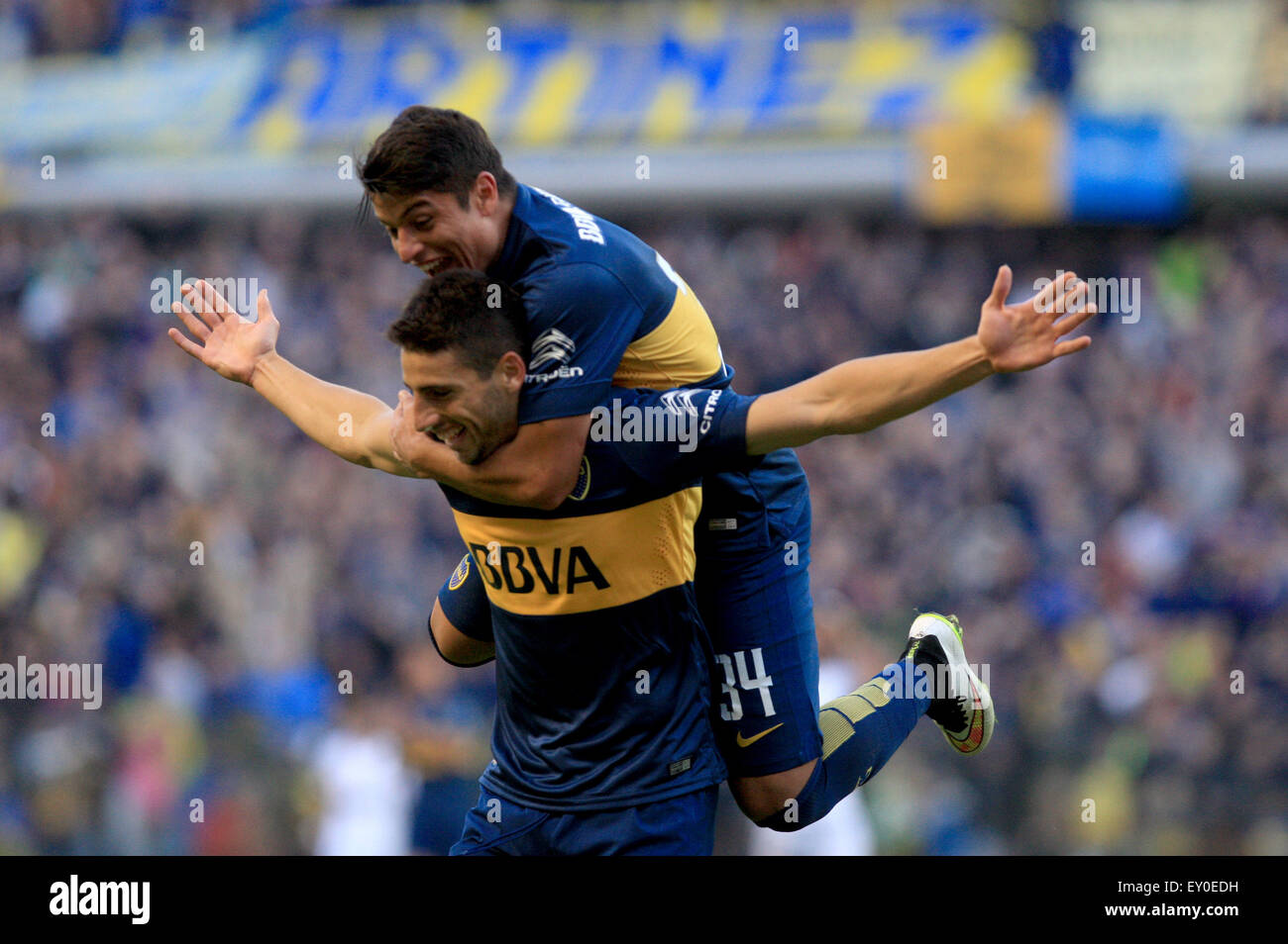 Boca Juniors: Boca Juniors Stock Photos & Boca Juniors Stock Images