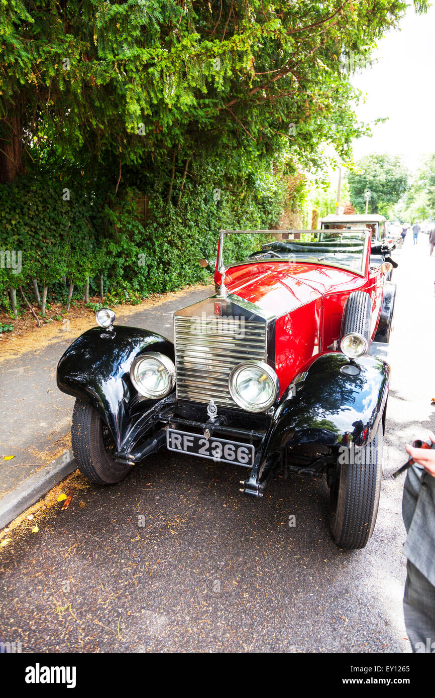 Rolls Royce Classic Car Vehicle Antique Traditional Open