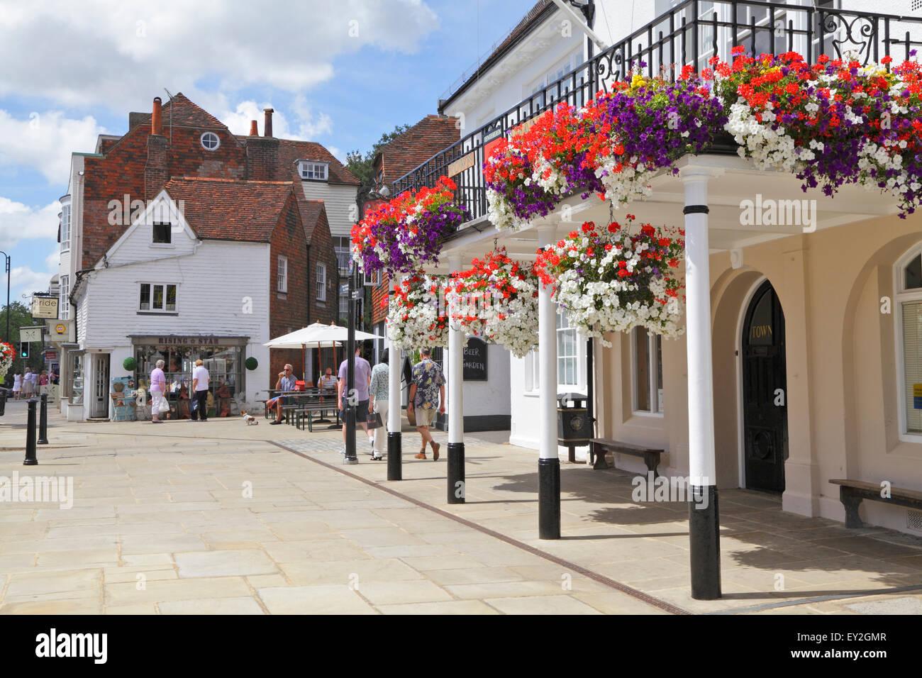 Tenterden, Kent, UK - Stock Image