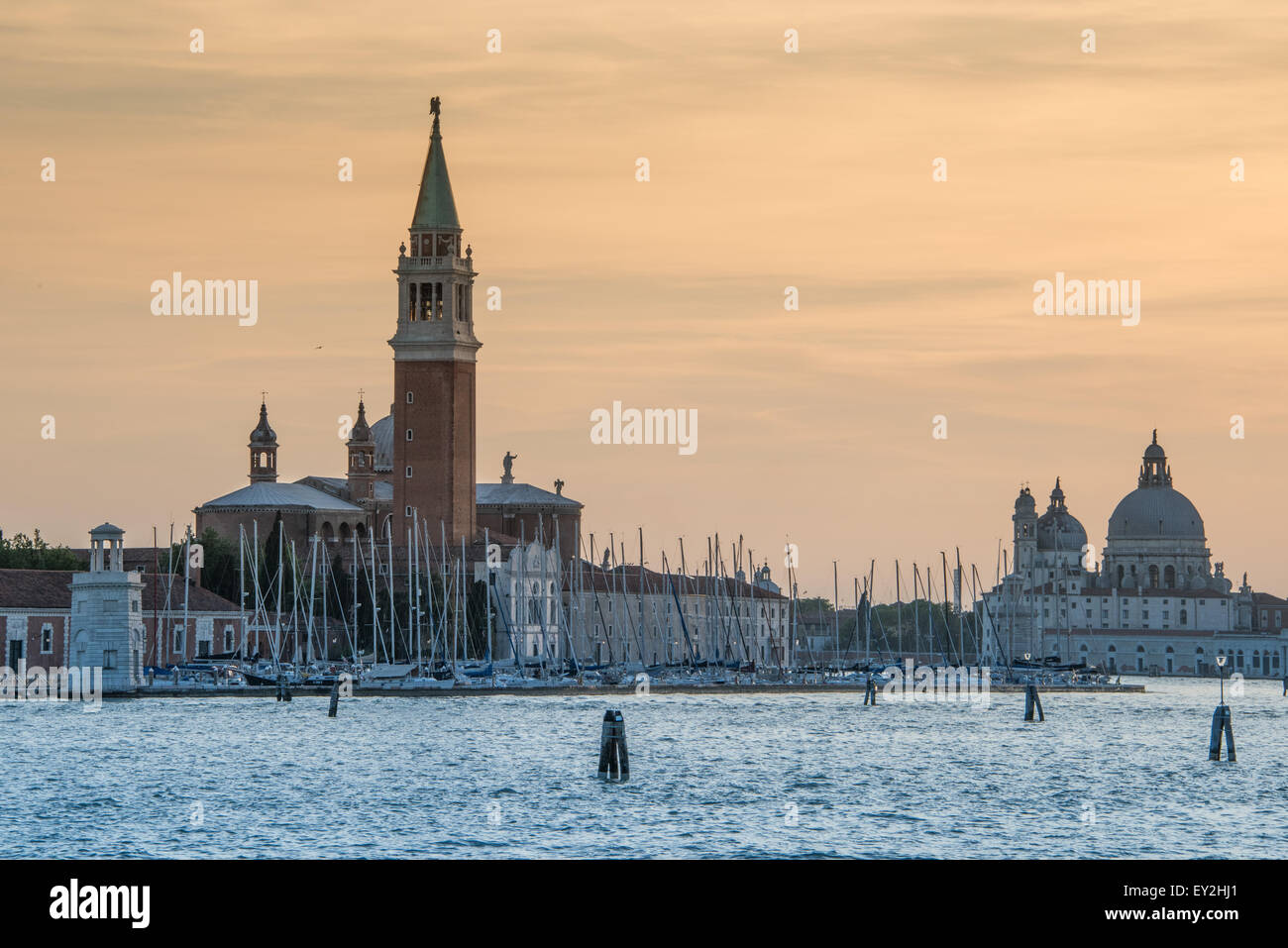 Venice san marco, water, Venezia, canal 17th May 2015 Italy Stock Photo