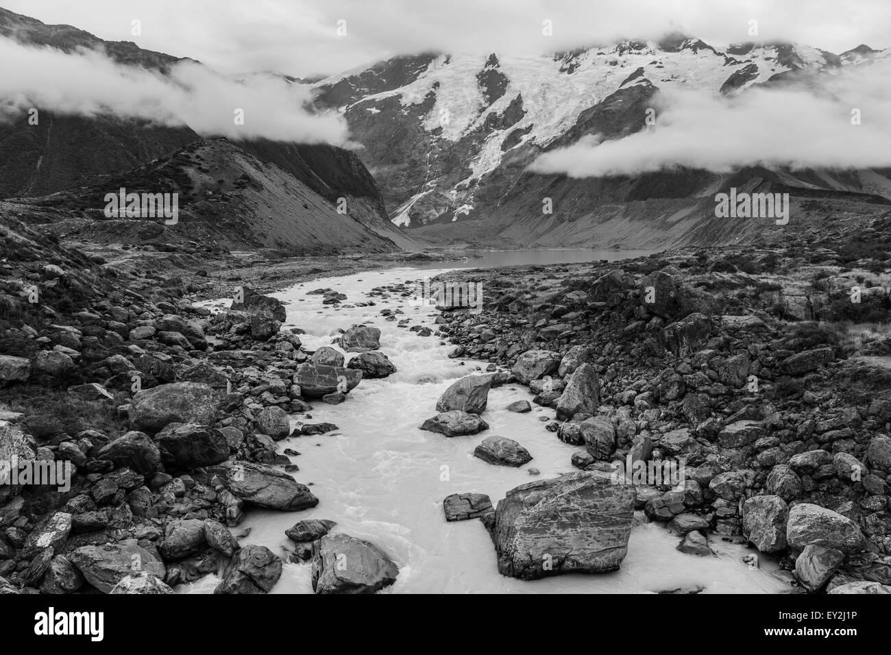 stunning landscapes - Stock Image